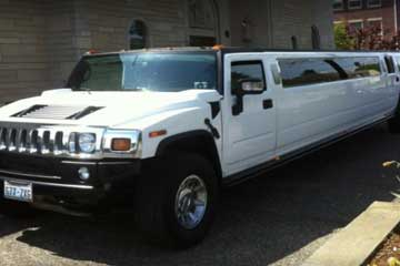 hummer limousines