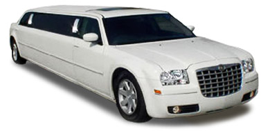 10 passenger crysler limousine