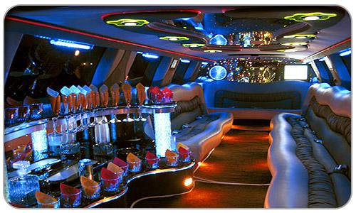 16-20 Passenger Escalade Limousine