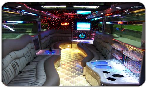 16-20 Passenger Hummer Limousine