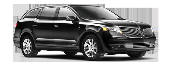 6 Passenger Luxury Sedan - Lincoln Mkt